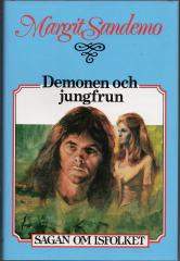 Demonen och jungfrun - Inbunden