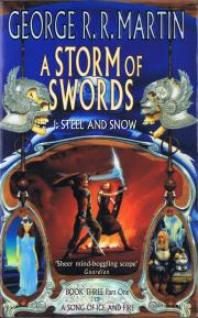 A Storm of Swords Part 1 :Steel and Snow