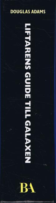 Liftarens guide till galaxen 1-5