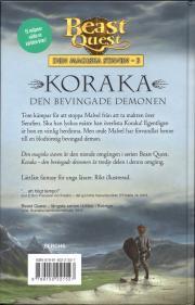 Koraka - den bevingade demonen