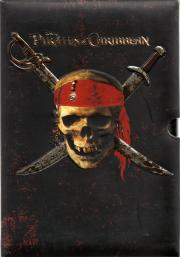Pirates of the Caribbean. Del 1-3 (samlingsbox)