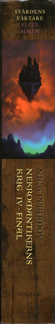 Nekromantikerns krig 4: Final (se anm)