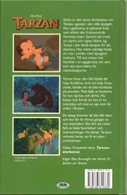 Tarzan, apornas son